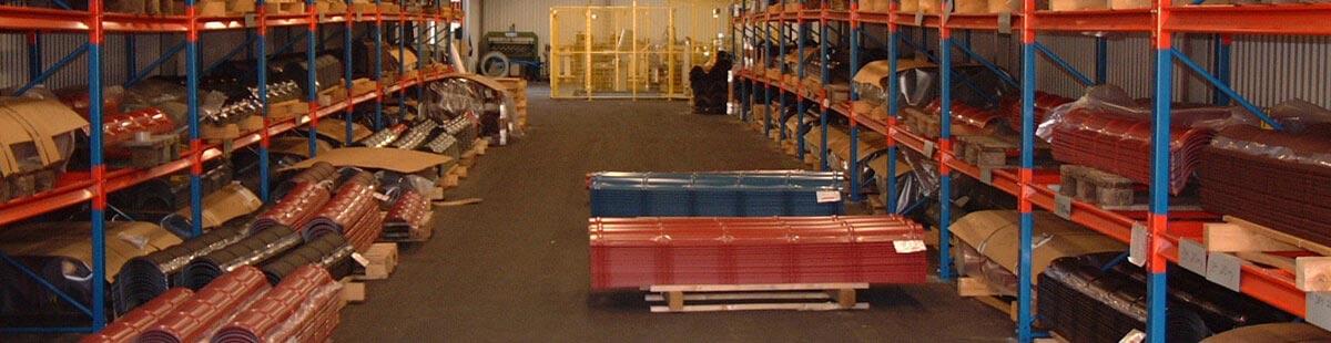 Готовая продукция на складе